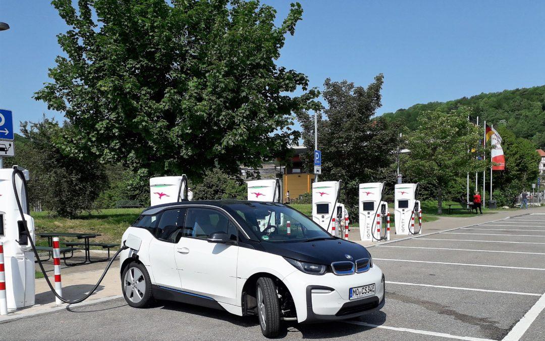 Elektromobilität: Fahrt ins Grüne