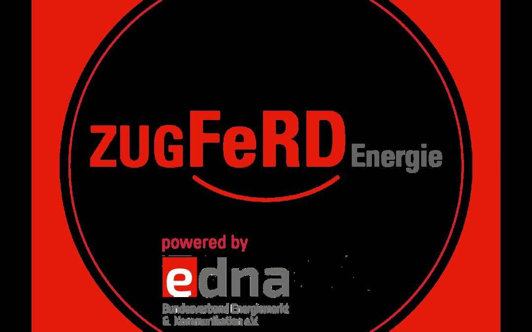 ZUGFeRD Energie powered by edna