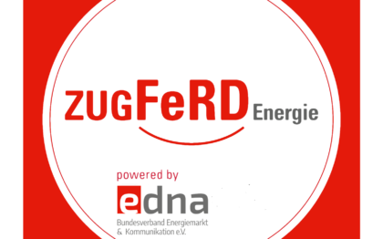 ZUGFeRD Energie powered by edna