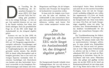 EEG 2021 BWK-Kommentar