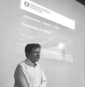 EDA die Kommunikationsplattform in Österreich