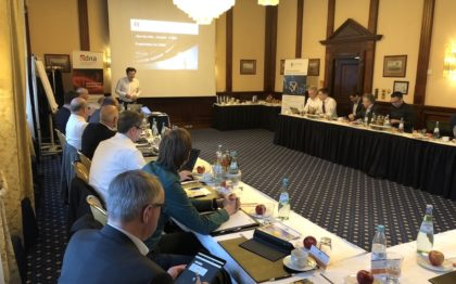 E-Mobility + Flexiobolitäten Thema auf edna-Fachtreffen