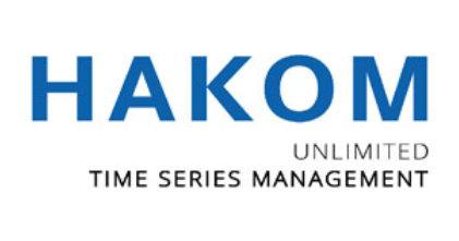 Logo der HAKOM Solutions GmbH