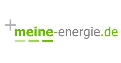 Logo der Meine-Energie GmbH